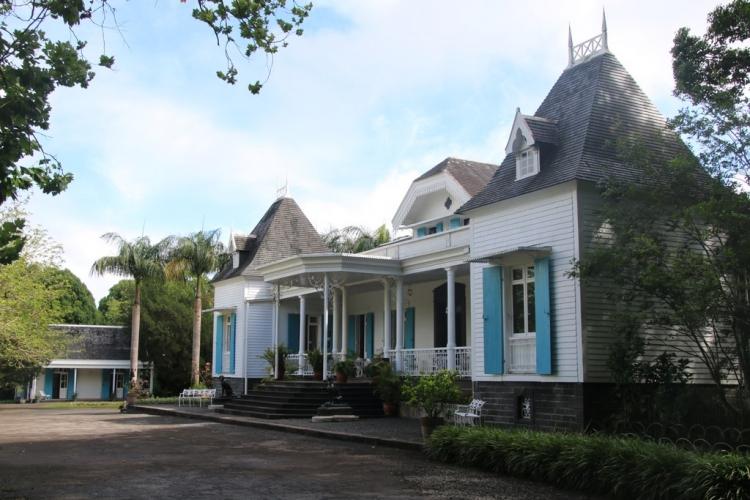 Se cultiver à l'ile Maurice : Le Domaine des Aubineaux