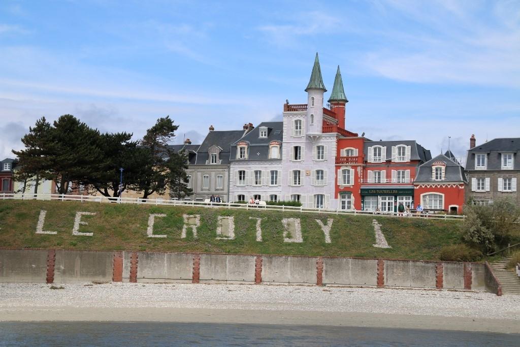 La Baie de Somme : Le Crotoy
