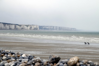 La Baie de Somme : Cayeux sur Mer