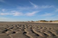 La Baie de Somme : Plage de Quend-Plage
