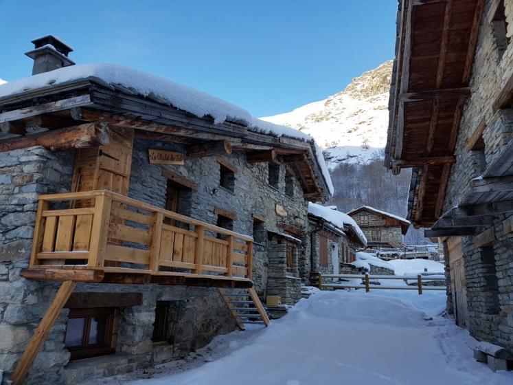 Bonneval sur Arc : le vieux village