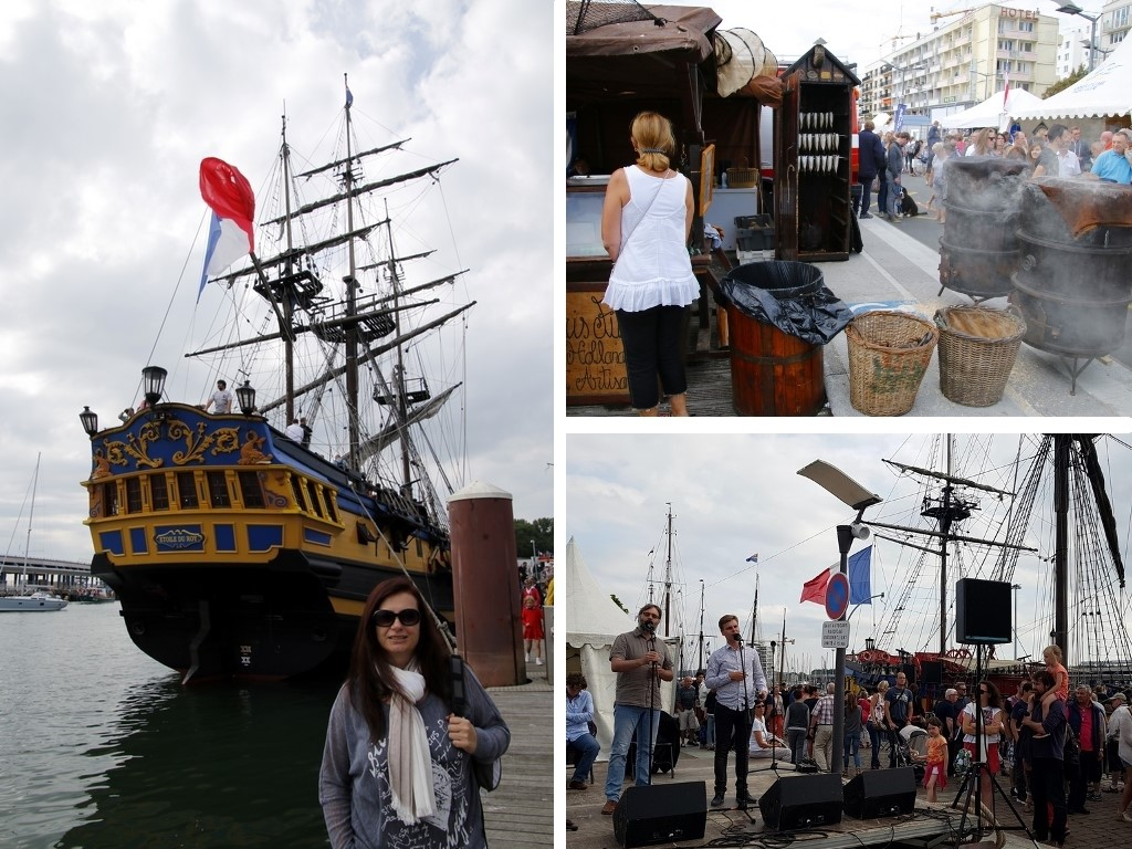 Boulogne sur Mer : la Fête de la Mer