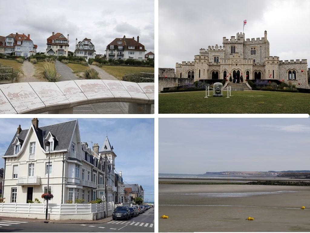 Boulogne sur Mer : Hardelot et Wimereux