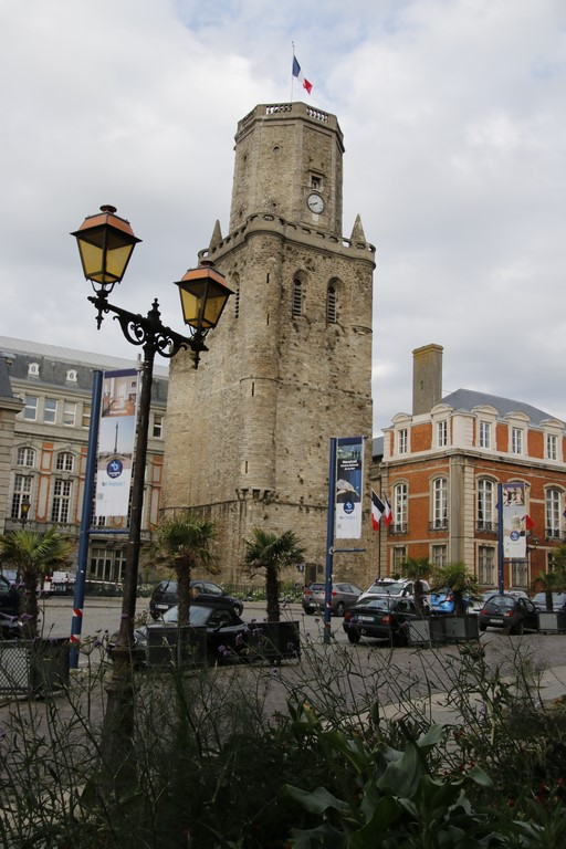 Boulogne sur Mer : Le Beffroi
