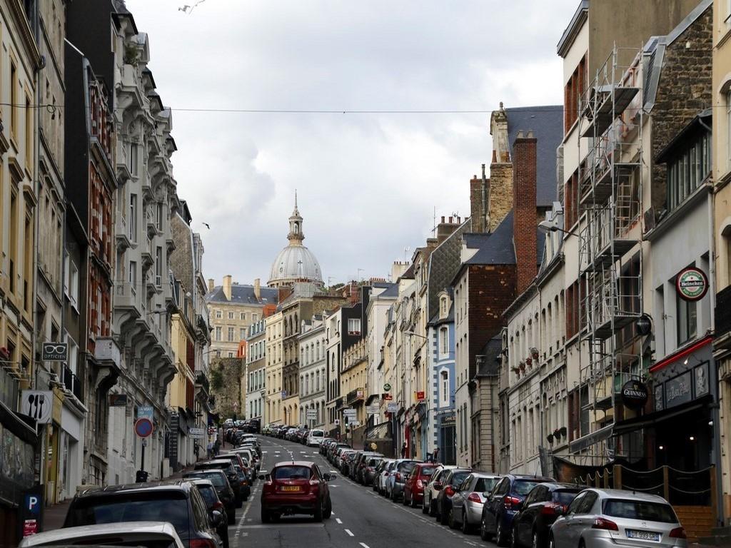 Boulogne sur Mer : la basse ville