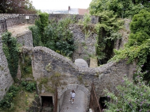 Boulogne sur Mer : anciennes fortifications