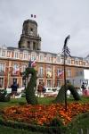 Boulogne sur Mer : Hôtel de Ville et Beffroi