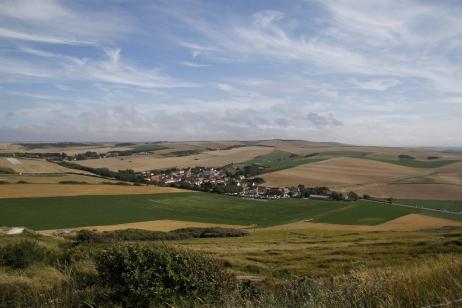 Grand Site des 2 Caps : paysages vallonnés
