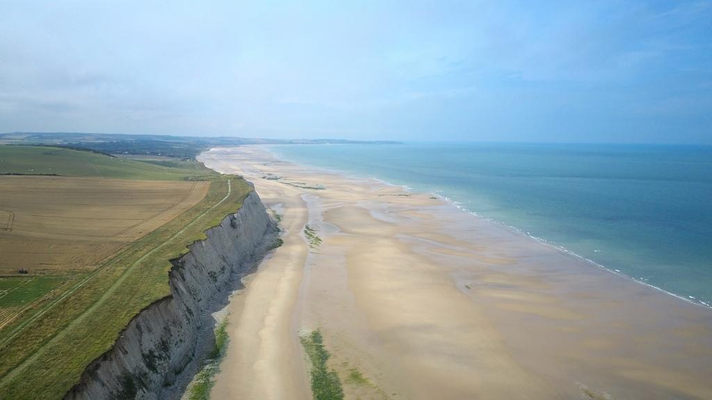 Grand Site des 2 Caps : longue plage des 2 Caps