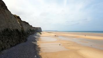 Grand Site des 2 Caps : Plage d'Escalles