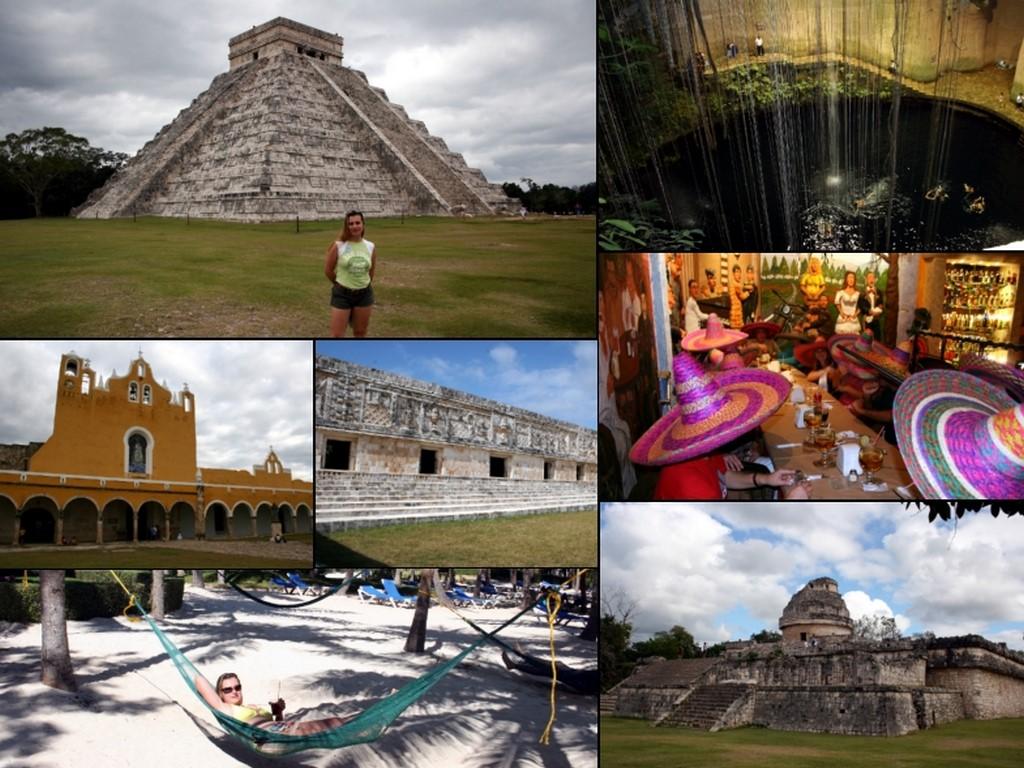 Les Caraïbes : Mexique