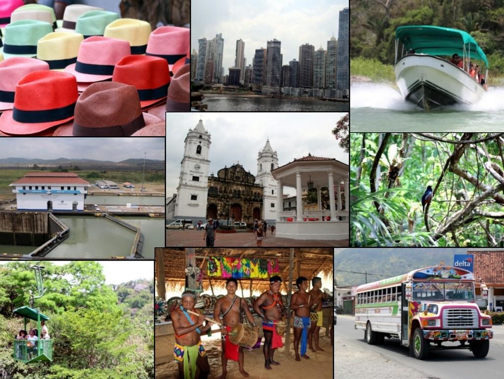 Les Caraïbes : Panama