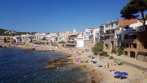 Estartit Costa Brava : Calella de Palafrugell