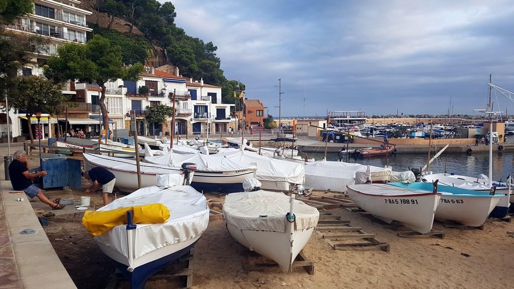 Estartit Costa Brava : Llafranc