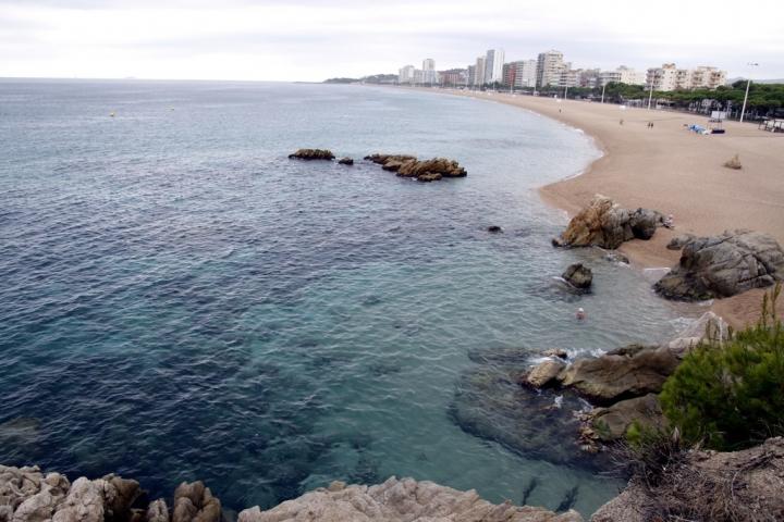 Estartit Costa Brava : Platja d'Aro