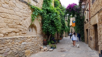 Estartit Costa Brava : Perratallada