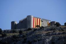 Estartit Costa Brava : Castell Montgri