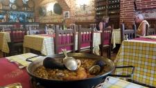 Estartit Costa Brava : paella