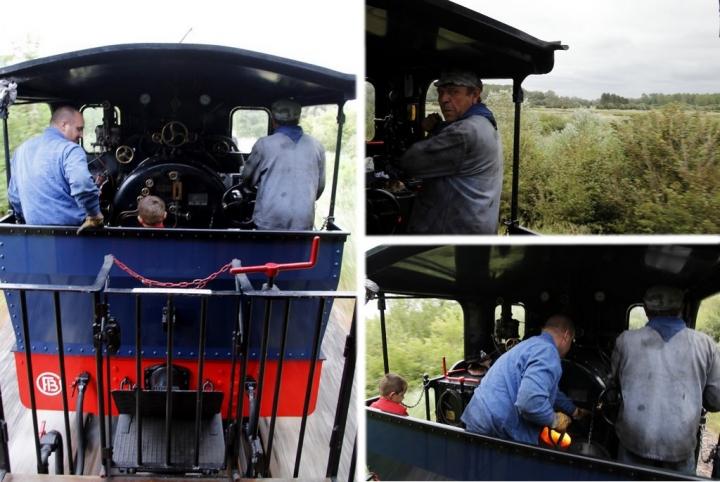 Découvrir la Baie de Somme : observer les cheminots