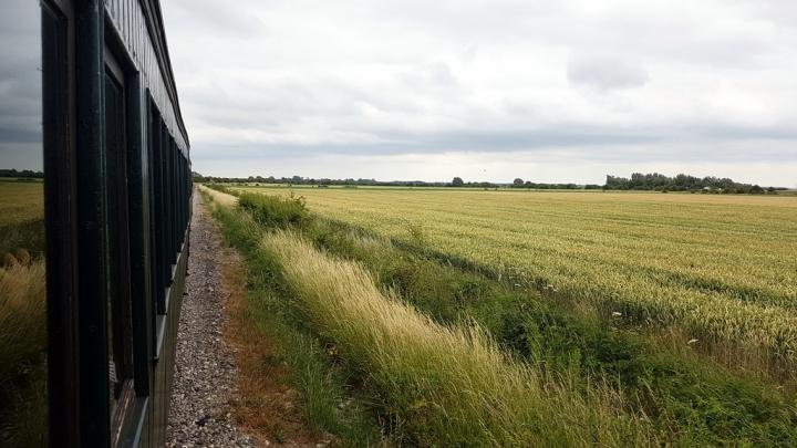 Découvrir la Baie de Somme : évoluer à travers champs
