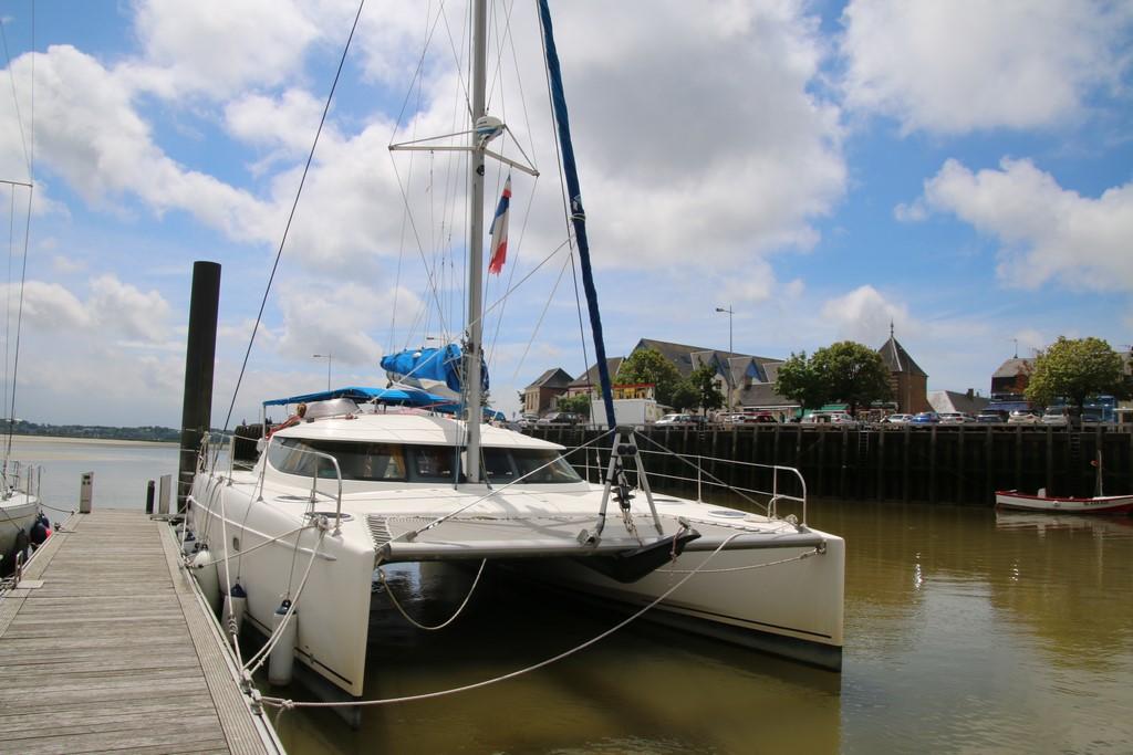 Découvrir la Baie de Somme : Le catamaran Touloulou