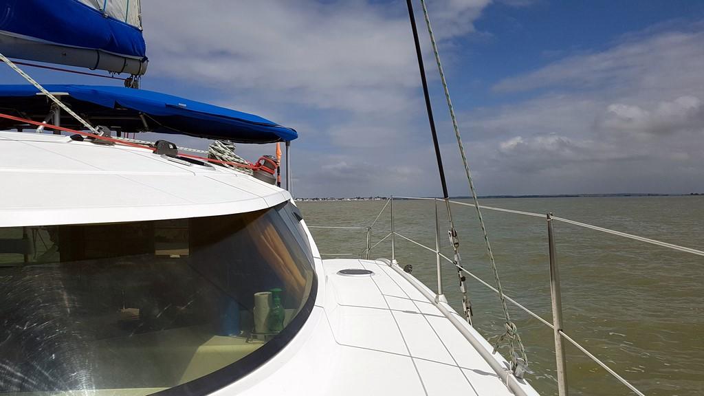Découvrir la Baie de Somme : faire du catamaran dans la baie