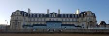 Grand Hôtel des Thermes : façade côté mer