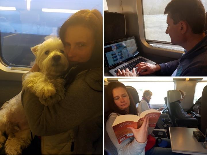 OUI.sncf : Trajet en TGV