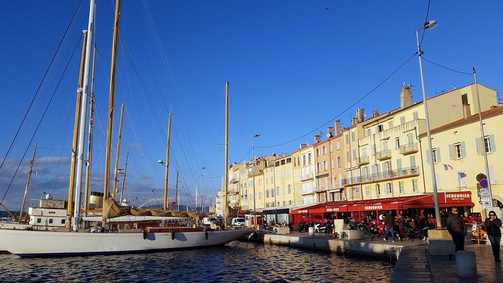 OUI.sncf : Balade à Saint-Tropez
