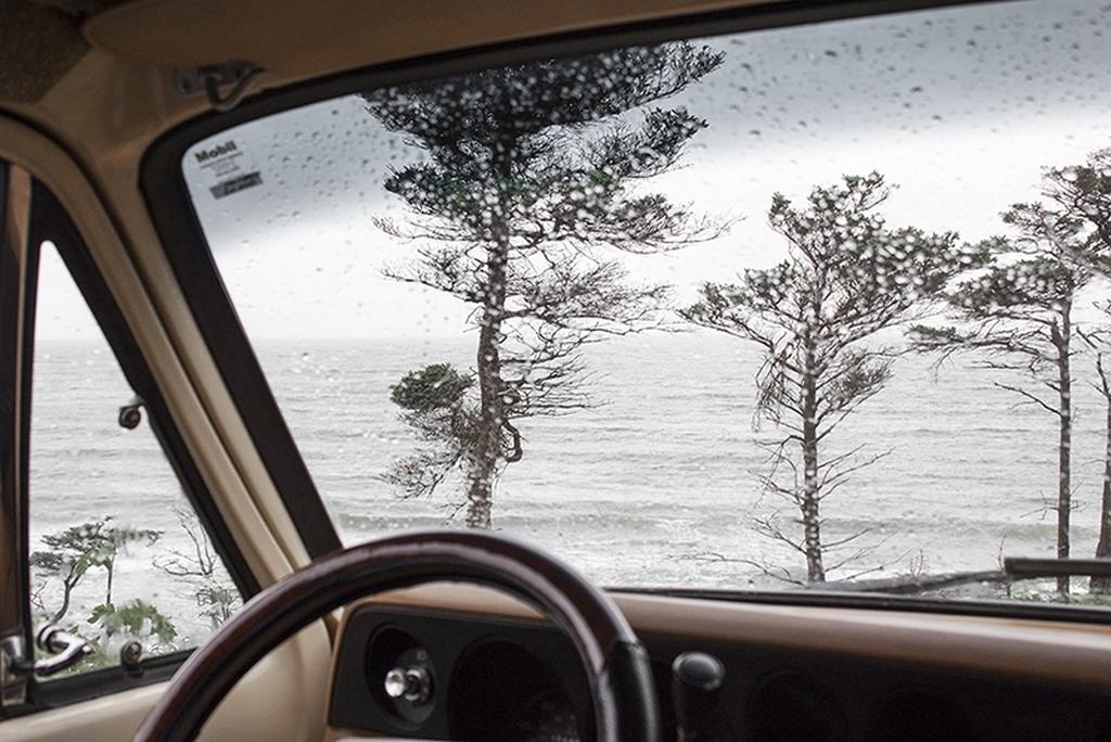 Roadtrip au Canada : Sous la pluie