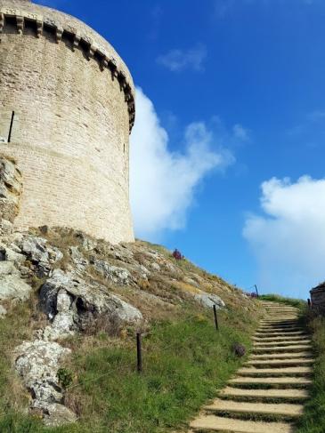 Pays de Fréhel : Le Fort la Latte