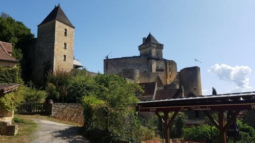 Le Périgord noir : Château de Castelnaud la Chapelle