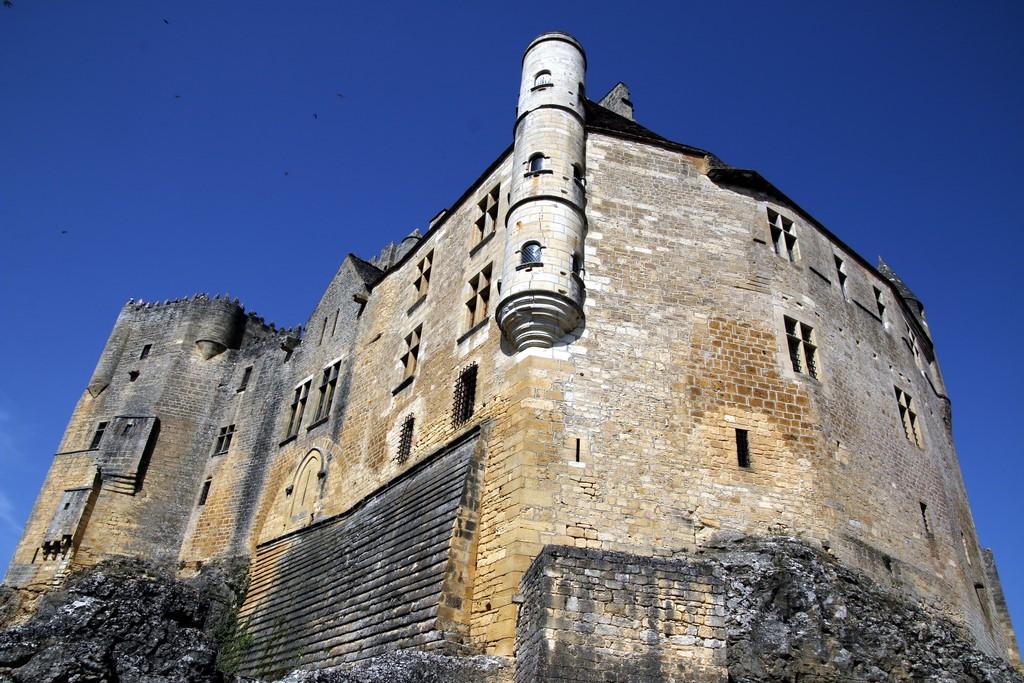 Le Périgord noir : Château de Beynac