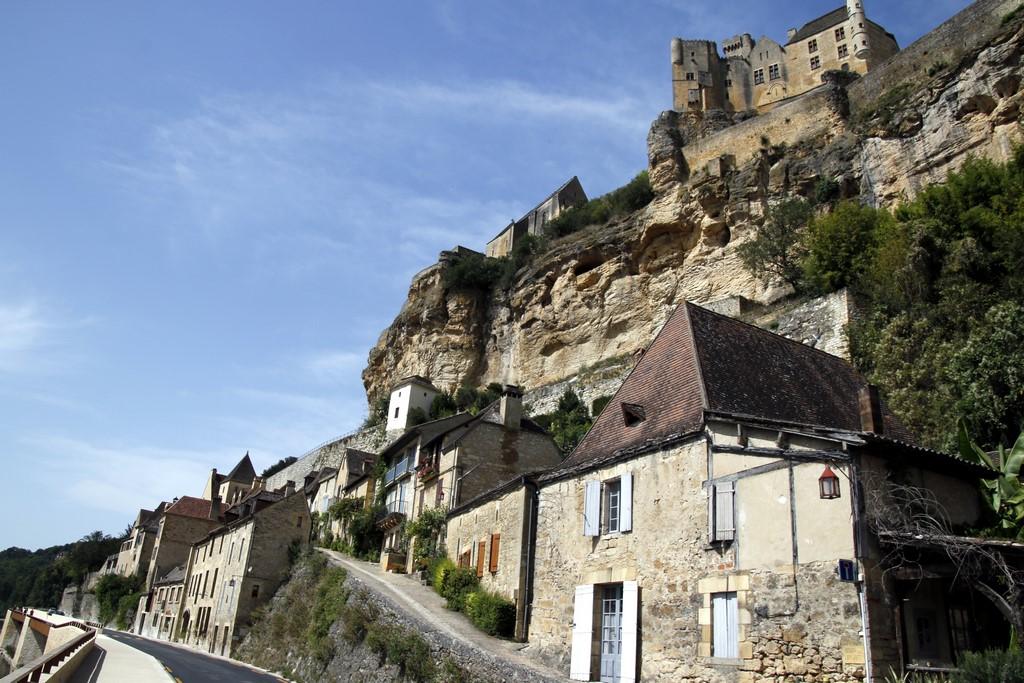 Le Périgord noir : Beynac et Cazenac