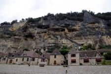 Le Périgord noir : Fort troglodytique