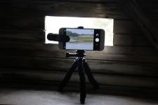 Usage objectif téléphoto Pixter dans le Marquenterre