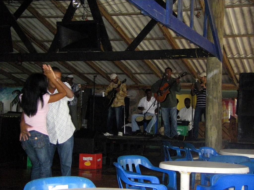 La République Dominicaine : danser le merengue
