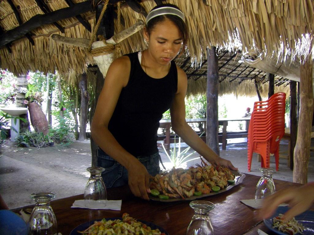 La République Dominicaine : bien manger à bas prix