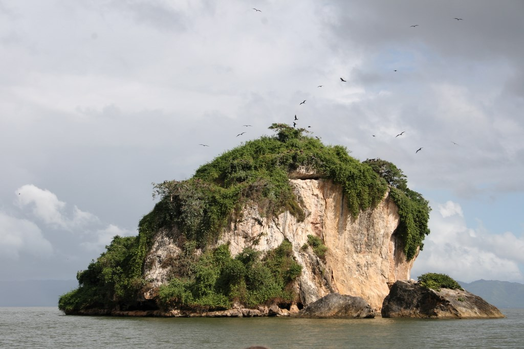La République Dominicaine : Parc Naturel Los Haitises