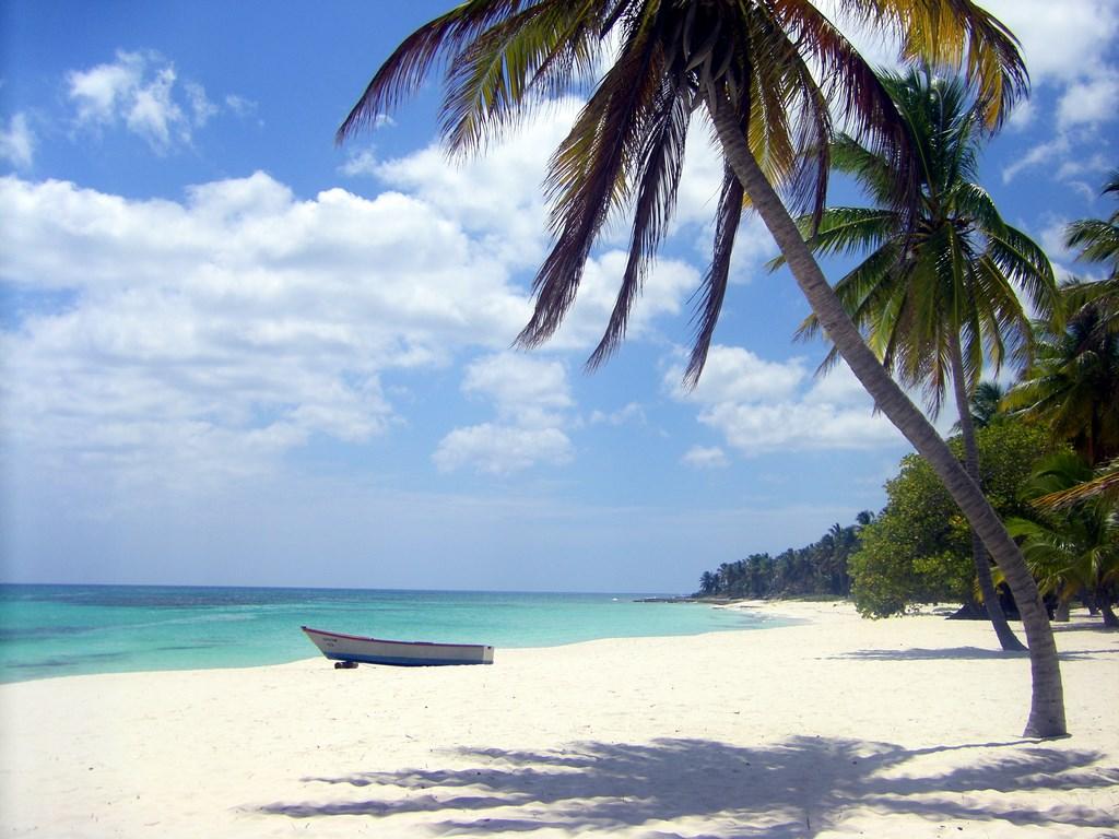 La République Dominicaine : plage paradisiaque ile de Saona
