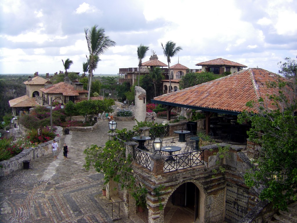 La République Dominicaine : Altos de Chavon