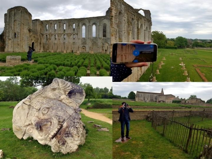 Que faire en Vendée : l\'Abbaye de Maillezais