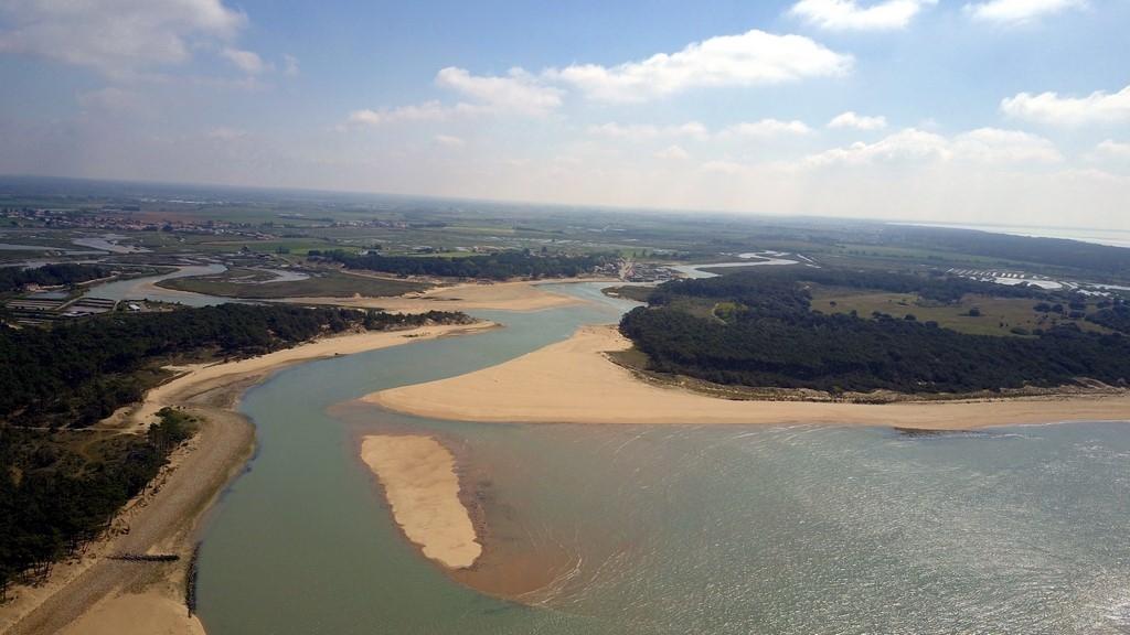 La Vendée : l'Estuaire du Payré