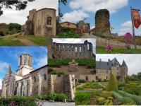La Vendée : des vieilles pierres