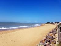 La Vendée : plage de la Tranche-sur-Mer