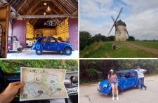 Que  faire dans l'Audomarois ?  du tourisme rétro avec les Belles Echappées