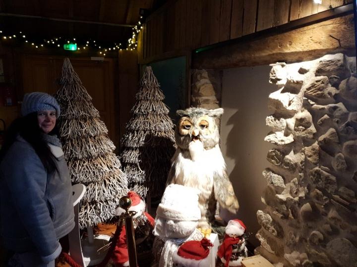 Hameau du Père Noël : le Grenier des Totottes
