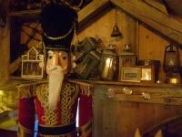 Hameau du Père Noël : le grenier de Noël
