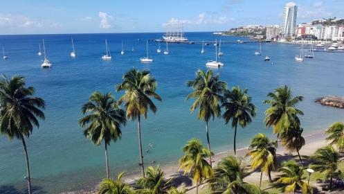 Hiver à la Martinique : Pani pwoblem, une mer magnifique