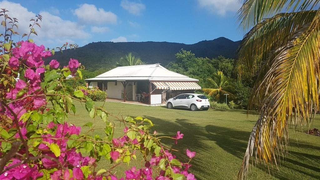 Hiver à la Martinique : Pani pwoblem, bungalow La Citronnelle